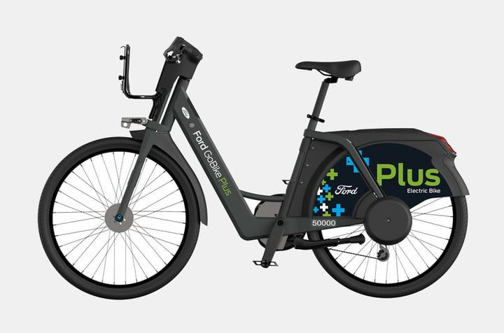 Ford Gobike Brings Ebikes To San Francisco Perfect For Those Steep Hills Digital Trends Powered Bicycle San Bike News