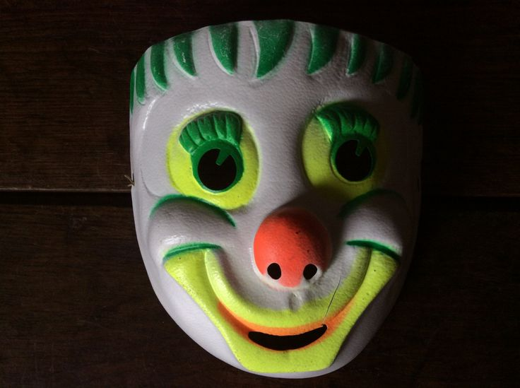 Vintage 1960s French Fancy Dress Mask Purchase in store here http://www.europeanvintageemporium.com/product/vintage-1960s-french-fancy-dress-mask-2/