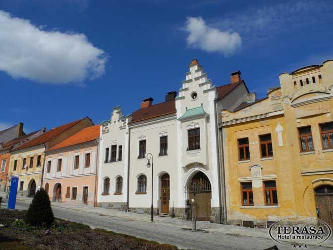 Vimperk Square