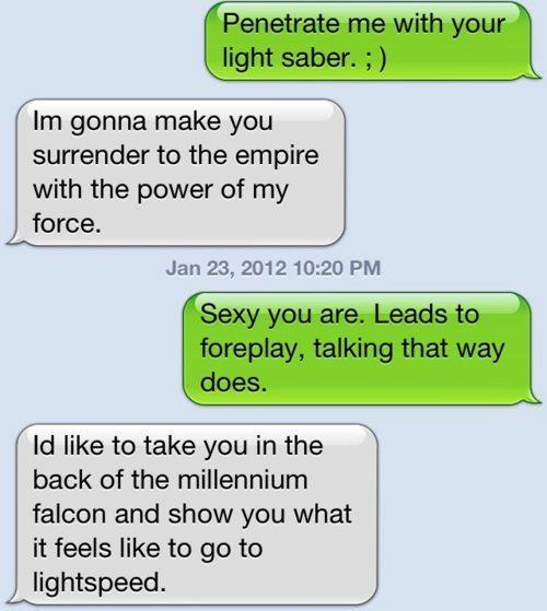 LOL nerdy dirty talk