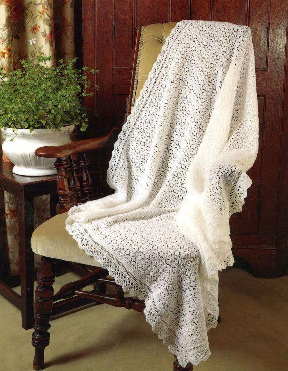 391 Best Vintage Baby Blankets Images On Pinterest
