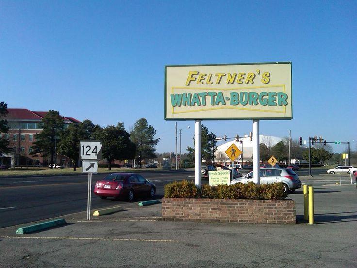 Whatta-Burger in Russellville, AR