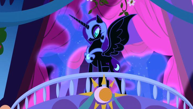 my little pony wiki | Nightmare Moon - My little pony friendship is magic Wiki