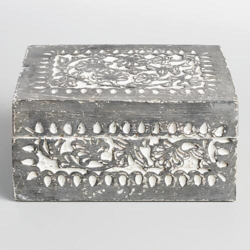 World Market Jewelry Box Enchanting 88 Best Things I Love From World Market Images On Pinterest  Carved Inspiration