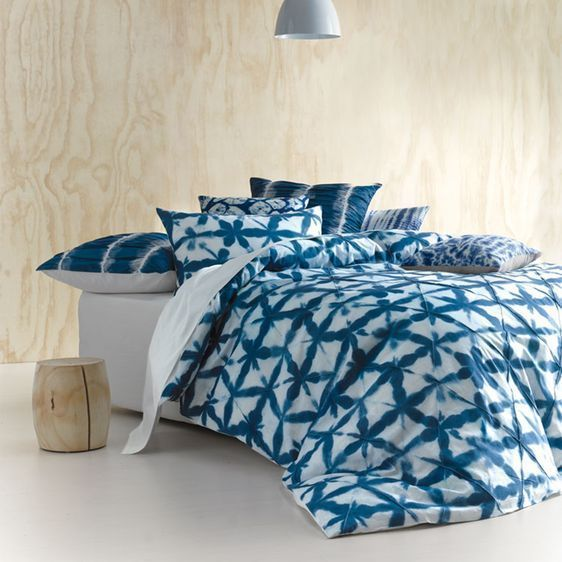 NEW Marie Claire by Linen House Sakai Quilt Cover Set