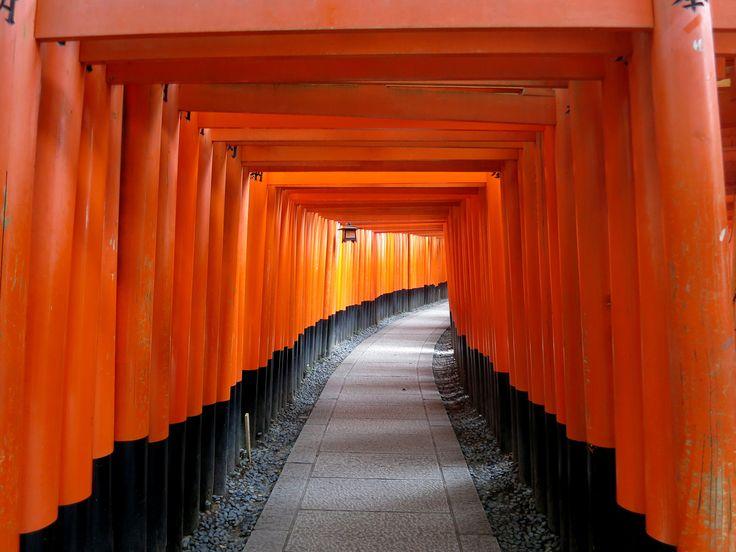 Fushimi Inari Taisha - Kyoto, Japan