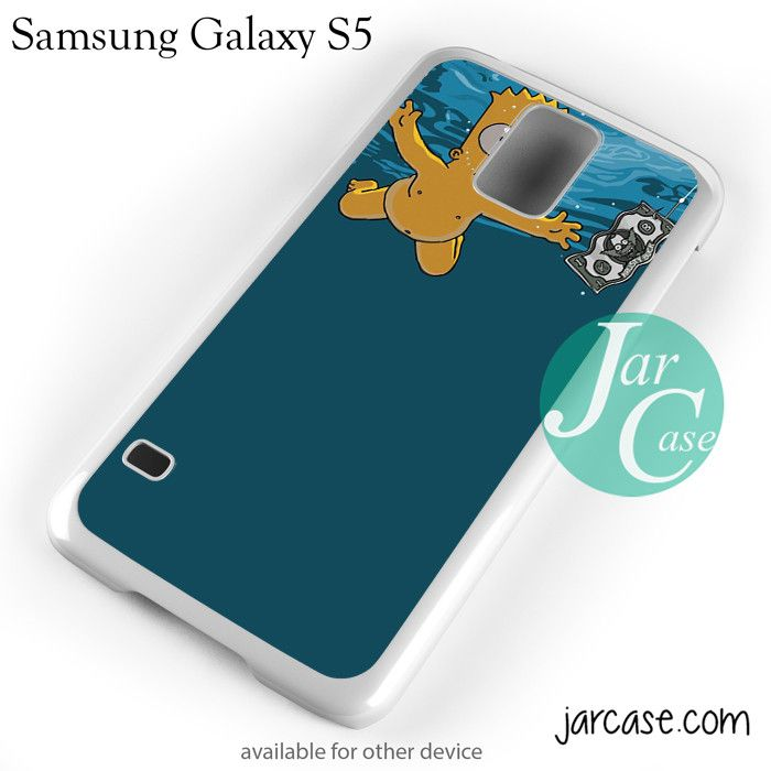 Bart Simpson YP Phone case for samsung galaxy S3/S4/S5
