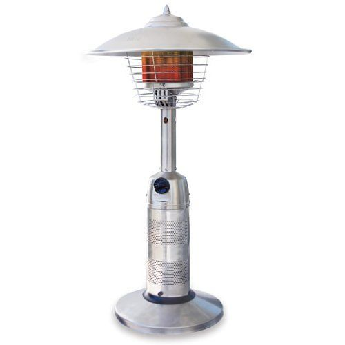 Charming Blue Rhino LP Gas Stainless Table Top Patio Heater By Blue Rhino. $167.06.  Heats