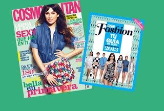 Ya están en los kioskos los números del mes de Marzo de las principales revistas de moda. Con este artículo te comentamos los regalos que traen cada una de ellas para que elijas aquellas que mas te guste.