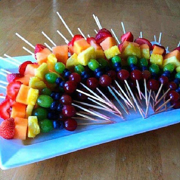 Come saludable, come a #color!