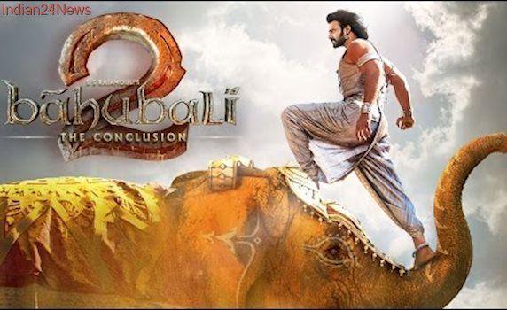 Baahubali 2 – The Conclusion - Motion Poster 2 - Prabhas