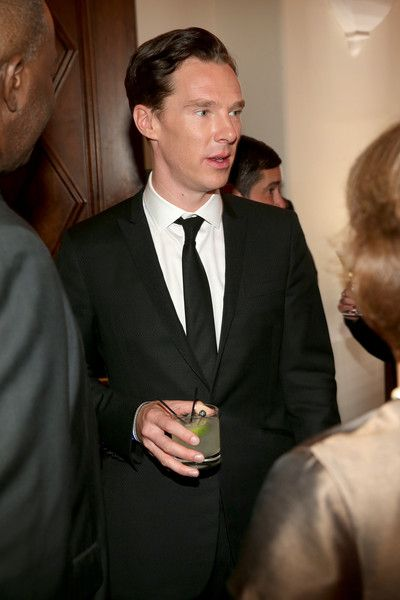 ~~Benedict Cumberbatch Photos - DeLeon Tequila At The Weinstein Company's Academy Awards Nominees Dinner In Partnership With Chopard, DeLeon Tequila, FIJI Water And MAC Cosmetics - Zimbio~~