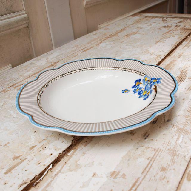 【北欧直輸入】リスベスダール スーププレート ビーチ(Lisbeth Dahl Soup Plate Beach porcelain)[HH40167] #manonstore #LisbethDahl