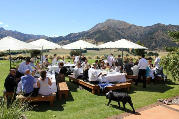 Flying Trestles Catering Venue - The Lookout Lodge