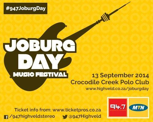 Joburg Day 2014