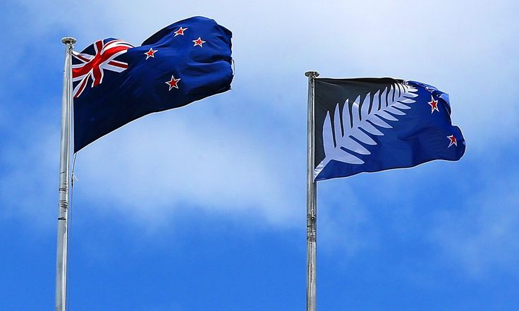 New Zealand votes to keep its flag after 56.6% back the status quo