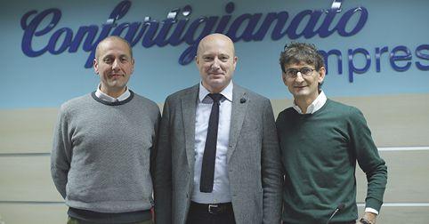 15/12/2016. Ferrer Vannetti riconfermato Presidente provinciale. Giuseppe Nocentini e Luca Baglioni eletti alla Vice Presidenza