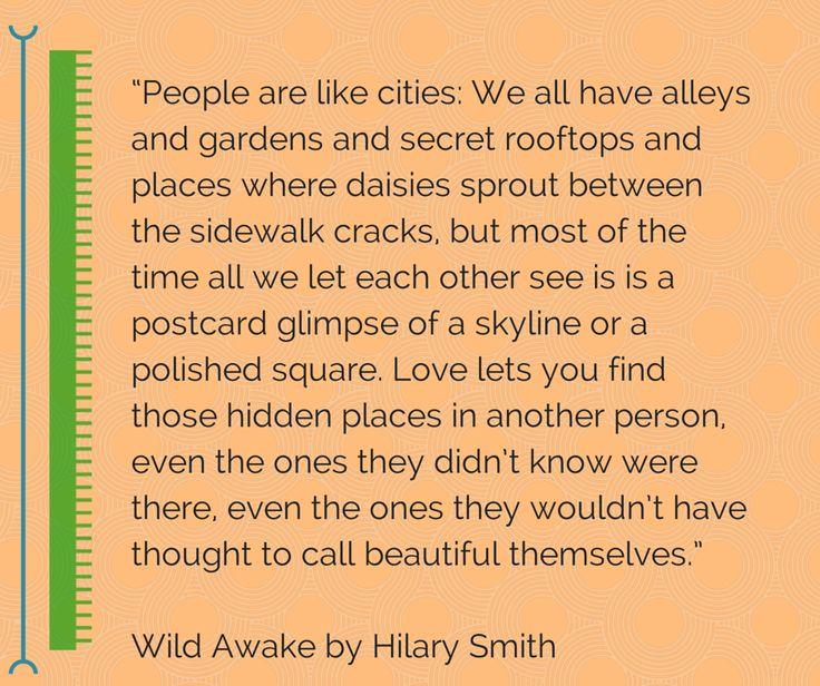 WIld Awake By Hilary Smith