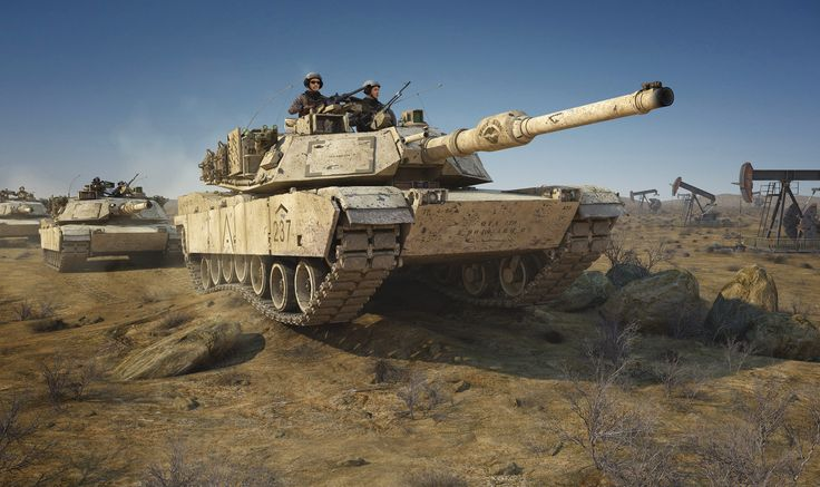 É com grande orgulho que venho divulgar mais trabalho,  desta vez feito em colaboração com os amigos Fabrício (Marvin) e Danilo Hashimoto . A cena consiste do tanque M1 Abrams nos desertos do Oriente Médio. Espero que você gostem   João: Modelagem de cena, texturas e luzes:   Danilo : Modelagem e texturas M1 Abrams e Bomba de Petróleo: http://danilohashimoto.blogspot.com.br/   Fabricio : Modelando, Rigg e texturas do soldado: https://www.behance.net/fabriciosousa