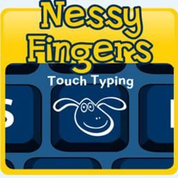 Nessy Fingers Touch Typing offers  a unique method that introduces the keys in the order of the alphabet!  Each lessons includes special strategies and memory techniques, and 9 different levels enable each student to begin at the needed level.  What's more,  games make practice fun, and students can win typing trophies in an underwater swimming race in the Nessy Time Trial. $