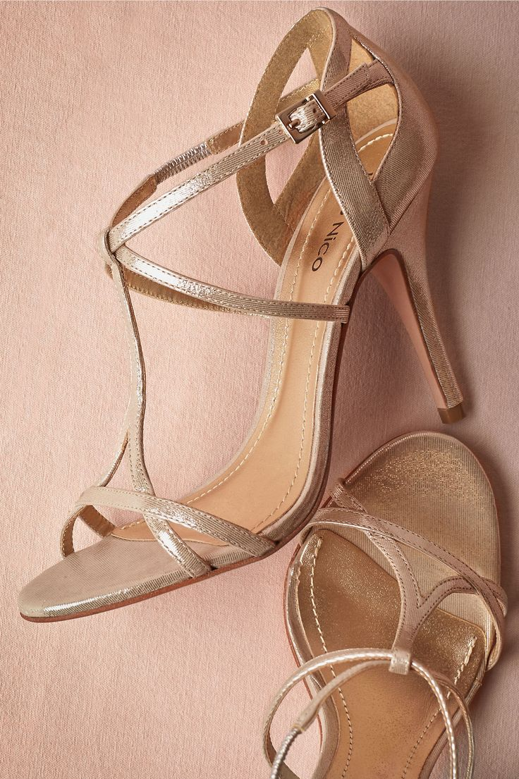 Addison Heels in Bridal Party & Guests Mothers at BHLDN