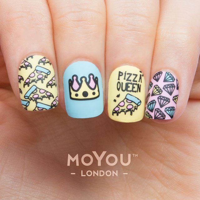Nail Art Supplies London: 262 Best Images About Moyou London On Pinterest