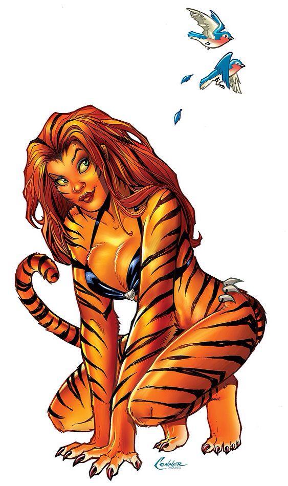 76 best images about marvel   tigra on pinterest marvel