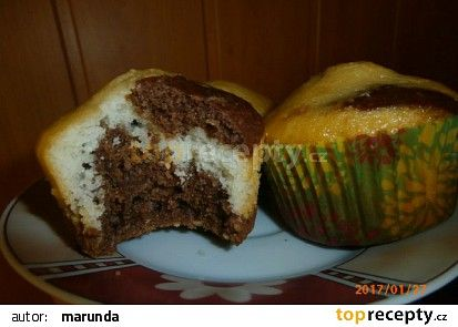 Kokosové muffiny recept - TopRecepty.cz