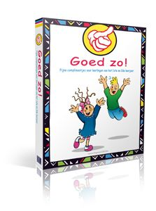 Kopieerbare complimentenkaarten voor kleuters - Uitgeverij EFD