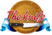"""Visit: """"The Knife"""", an Argentinian style steakhouse in LBV. I ended up loving the way the beef skewers were prepared at the Argentina booth at Epcot's International Food & Wine Festival. Makes me want to try more!"""