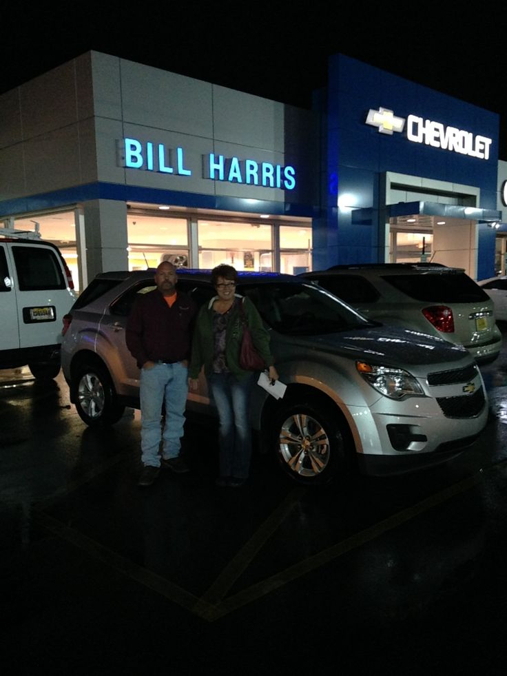 Congratulations to Jodie and Todd Limpert on their purchase of a new #2015 #Chevy #Equinox!