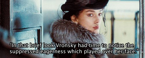 Anna Karenina and Count Vronsky: | 11 Famous Literary Characters On The Moment They First Met Their Love