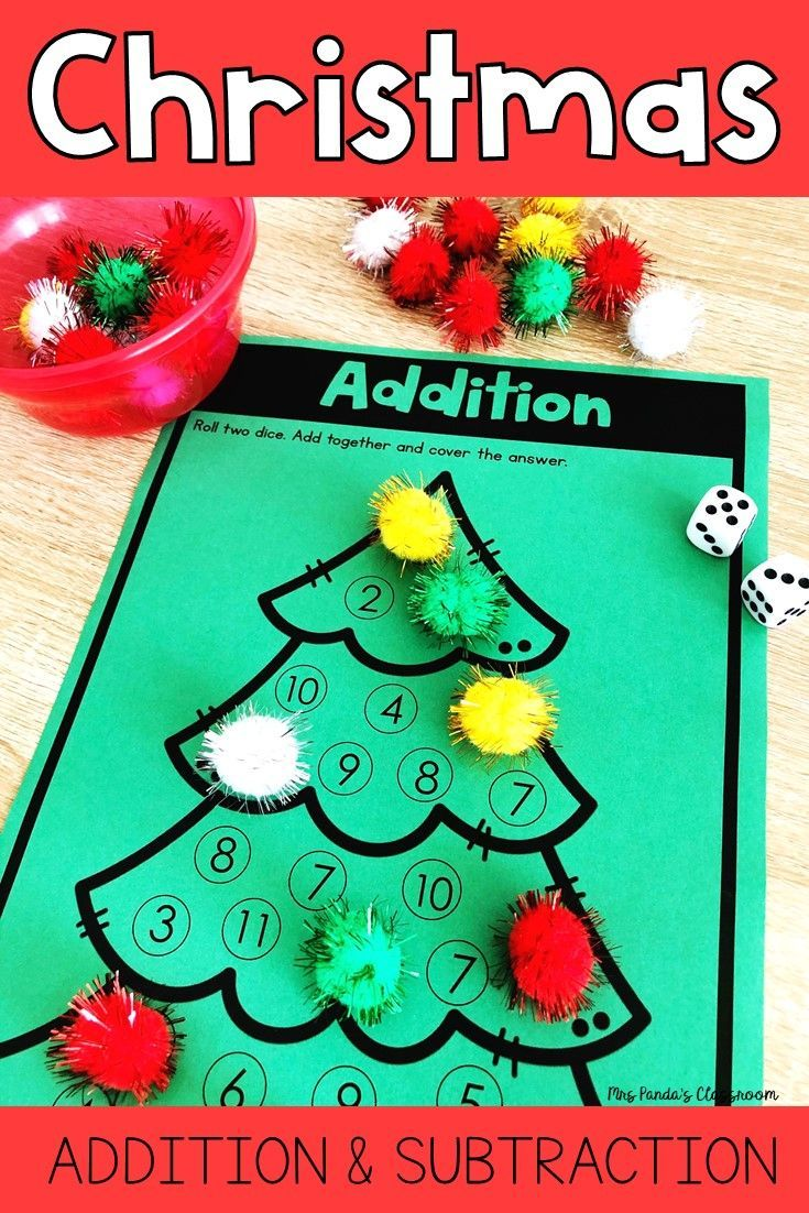 Check Out These Fun Hands On Christmas Addition And Subtraction Activities These Roll Christmas Math Activities Christmas Math Worksheets Christmas Addition [ 1102 x 735 Pixel ]