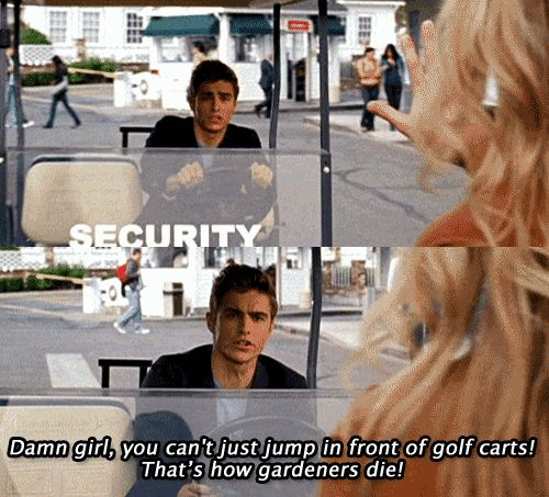 Dave Franco, he's hilarious!