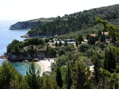 Glyfada Beach Villas on Paxos