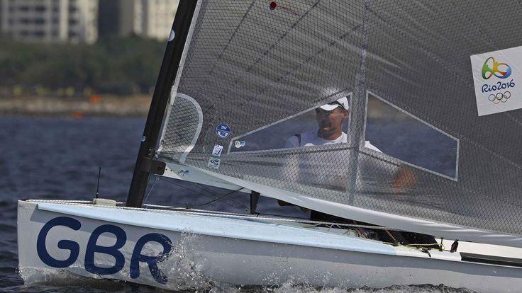 Great Britain's Scott reasserts dominance in sailing
