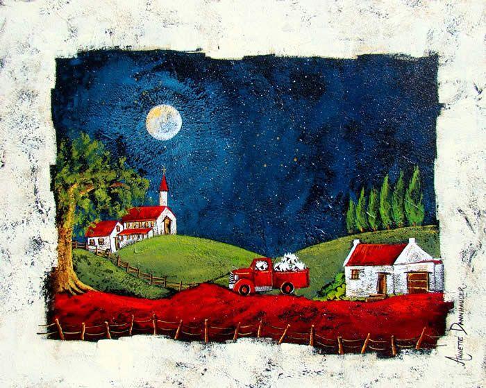 Annette Dannhauser - Robertson Art Gallery