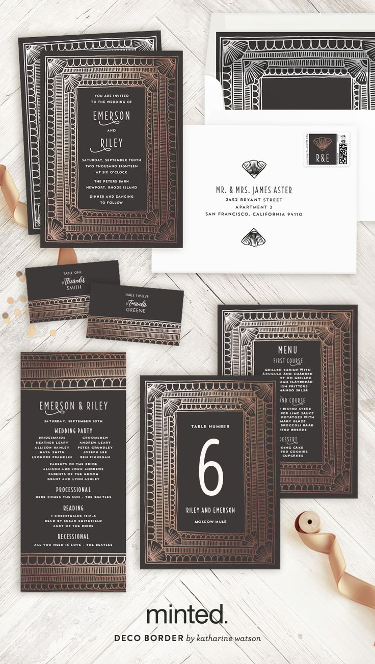 64 Best Wedding Invitations Stationery Images On Pinterest