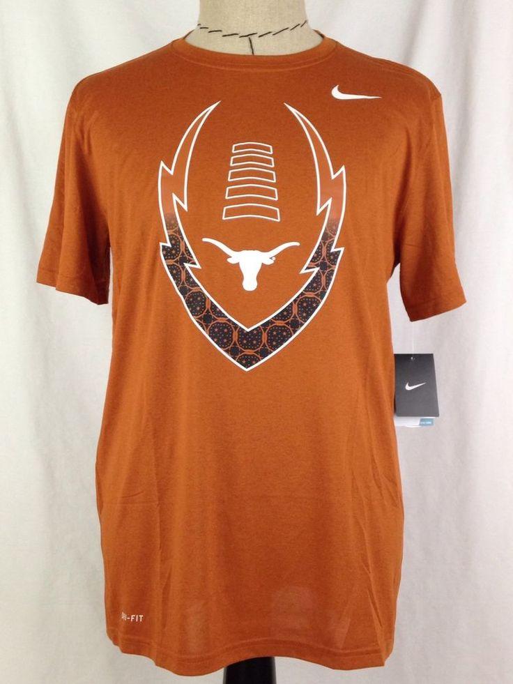 Texas Longhorns Nike Tee Mens Shirt XL Sz Dri Fit Legend Big 12 Football NWT #Nike #Texas #TexasLonghorns #Longhorns #Big12 #CollegeSports #College #Football #Ebay #EbaySeller #EbaySellers #EbayDeals #EbayStore #EbayLife #EbayReseller #Reseller #ResellerLife #Thrift #Thrifting #ThriftingLife