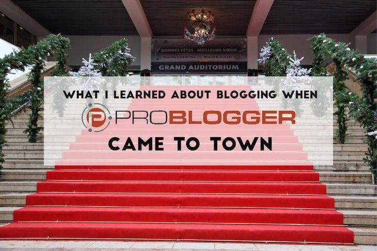 problogger event perth