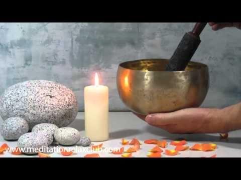 Musica Relaxante: Som Para Meditação com Tigelas Tibetanas e Mantra Budista - YouTube