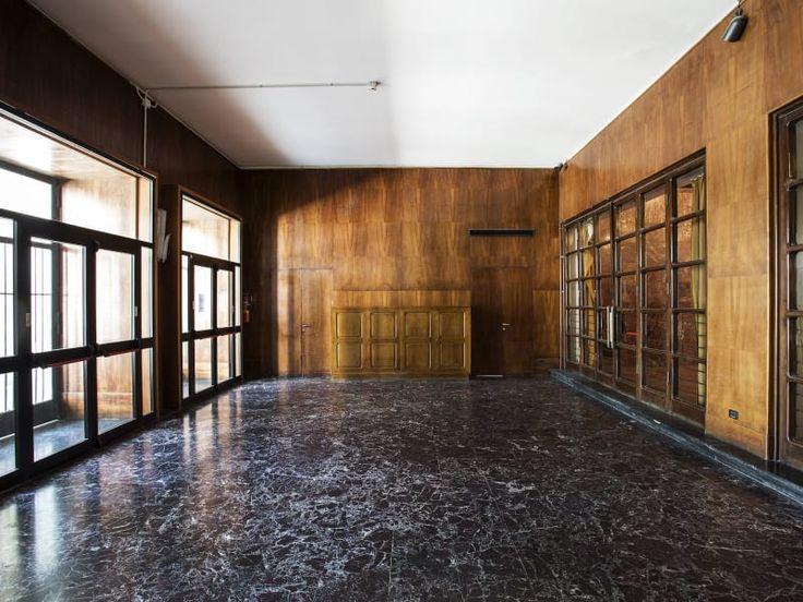 Giovanni Michelucci, Alessio Guarino · Palazzina Reale di Santa Maria Novella