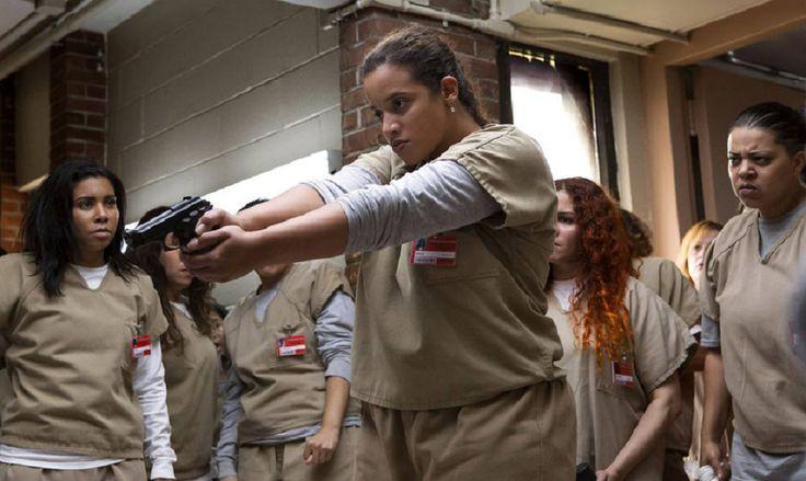 Critique série: Orange Is The New Black saison 5 est décevante mais Jenji Kohan réussit toujours à nous captiver avec son cliffhanger et la puissance de ses personnages.