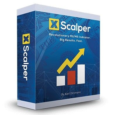 X Scalper – what is it? It is a scalping indicator (Not EA/Robot) that works on ALL pairs and M1/M5 timeframes. X Scalper is an indicator like nothing you have ever seen before.
