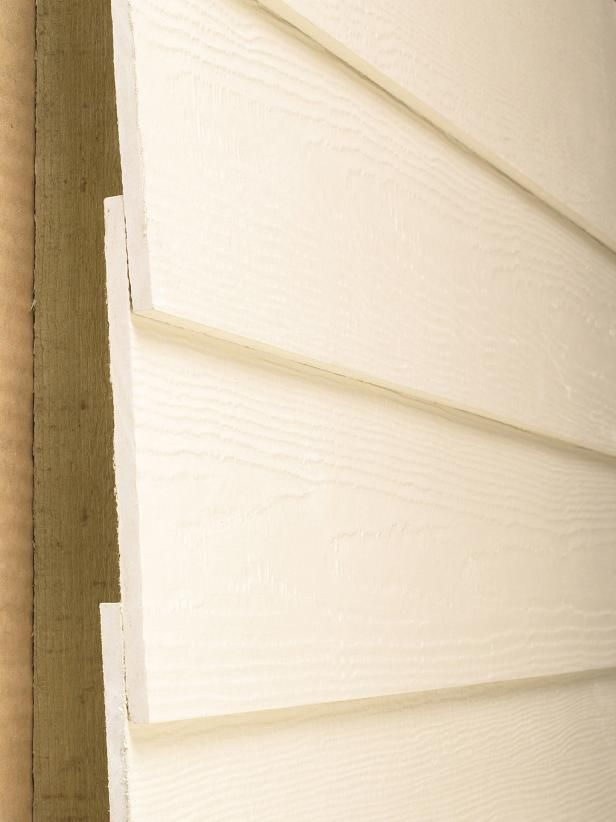 Types Of Cladding : Different types of exterior siding and cladding