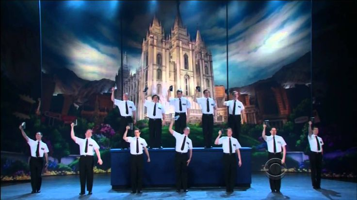 2012 Tony Awards - Book of Mormon Musical Opening Number - Hello. Longest Musical Play ever on Broadway in NYC.