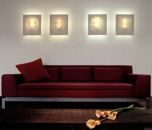 Bring Instant Atmosphere To Any Room With Sunmoon And Thincut White  Porcelain Lamps By Kafka.
