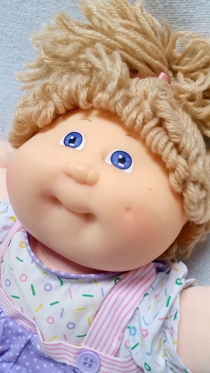 18 besten My cabbage patch kids Bilder auf Pinterest | Cabbage patch ...