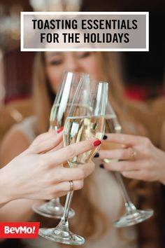 Raise a glass to delicious sparkling wine this holiday season with help from this 101 guide from BevMo! Find the perfect bubbly for toasting at your New Year's Eve party from the wide variety of cava, prosecco, sparkling wine, and champagne.