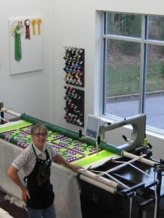 Long Arm Quilting Machine Leaders